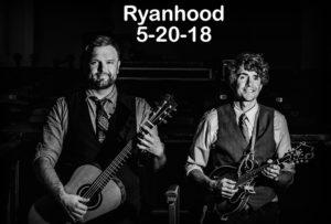 2018, 05.20 Ryanhood