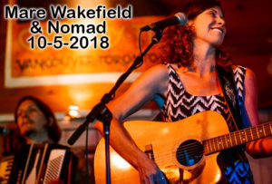 2018, 10.05 Mare Wakefield & Nomad